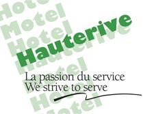 Logo motel Haute Rive